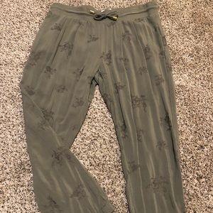 Knox Rose 100% Rayon Pant